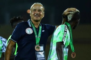 The Super Eagles of Nigeria Head Coaches from 1949 till Date. Gernot Rohr - the present Super Eagles Coach