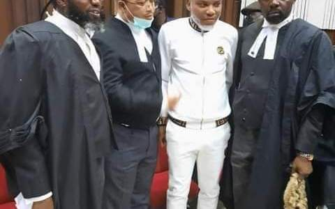 Seven Count Charges Against Nnamdi Kanu to Which He Pleaded Not Guilty
