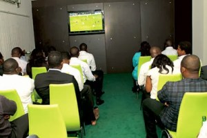 How To Start A Football Viewing Center In Nigeria