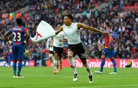 Manchester United Wins Her First Cup Of This Season
