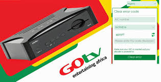 how to change your gotv package