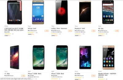 Jumia Phones