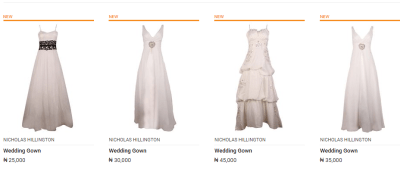 Jumia Wedding Gowns