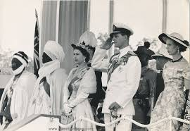 When did Queen Elizabeth Visit Nigeria?