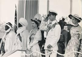 When did Queen Elizabeth Visit Nigeria?