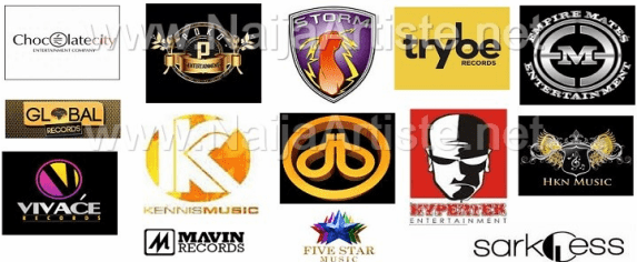 top record labels in nigeria