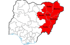North East States in Nigeria: The Full List