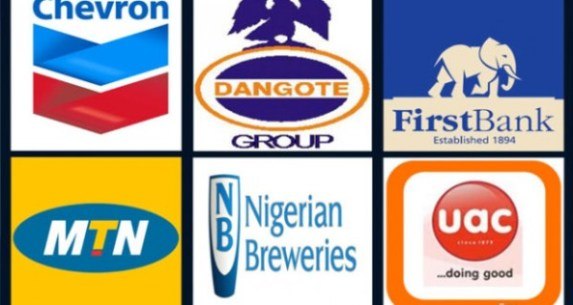 Top 50 Companies in Nigeria