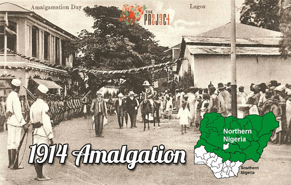 history of amalgamation of nigeria