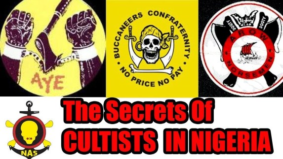 Image result for cultist Nigeria