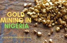Gold Mining in Nigeria