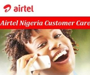 Airtel Nigeria Customer Care Contacts