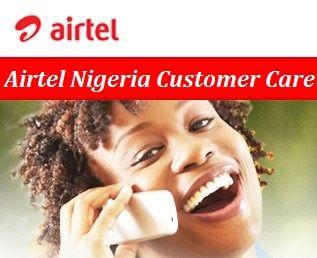 Airtel Nigeria Customer Care Contacts