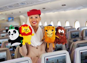 Fly with Me Animal Cuddle Buddy range of toys