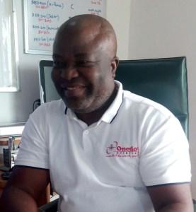 Captain Dotun Ogunyemi