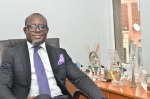 Bankole Bernard, President National Association of Nigeria Travel Agencies (NANTA)