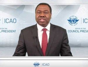 Dr Olumuyiwa Bernard Aliu, President of the Council of the International Civil Aviation Organization (ICAO)