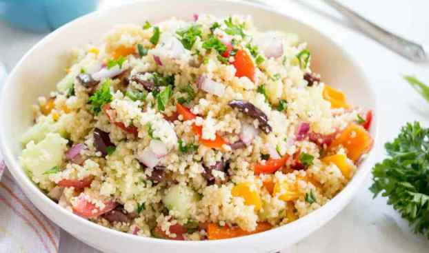 How to Cook Couscous : Step by Step to Make It Tasty ...