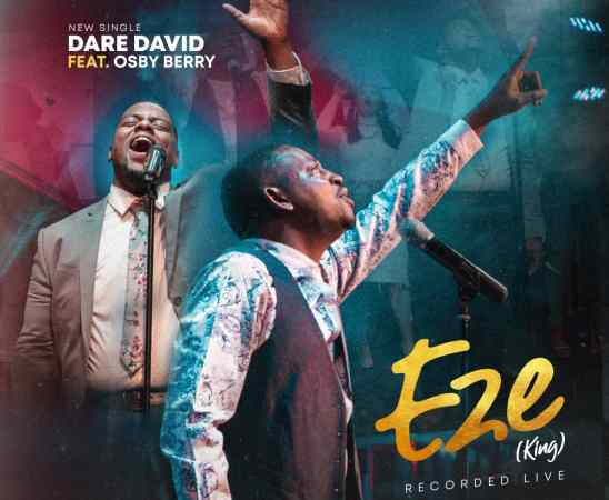 Dare David ft Osby Berry Eze Lyrics