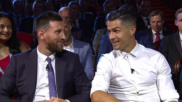 messi and cristiano ronaldo richest footballers