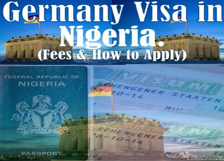 Book Appointment in German Embassy in Nigeria