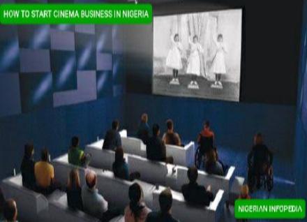cinema business in Nigeria