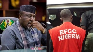 Court strikes out Okorocha's request to stop EFCC, Imo state probe panel