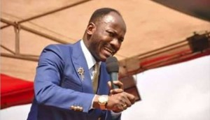 #CAMA: Apostle Suleman Blows Hot, says 'Govt. that will Change Trustees of my church are not yet born'