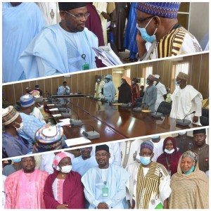 Abubakar Njodi while inaugurating the committee said the present administration of Governor Muhammadu Inuwa Yahaya is determined to reposition the health sector for
