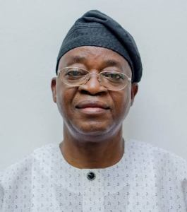 #Oyetola mourns Ex-Minister, Tony #Momoh, lauds his strides in #Journalism, #Politics