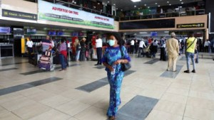 #Covid-19: #Passengers with negative PCR tests, test positive on arrival- Sani Aliyu