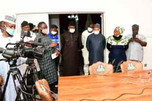 The Governor gave the directive when he briefed journalists shortly after a meeting Chaired by the Chief of Staff to President Mohammadu Buhari