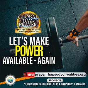 #globaldayofprayer: Global Day Of Prayer With Rev Chris Oyakhilome Starts This Friday (See Posters & Dates)