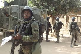 4 Soldiers bags 10 years jail term for killing 2 women, 2 kids in Cameroon