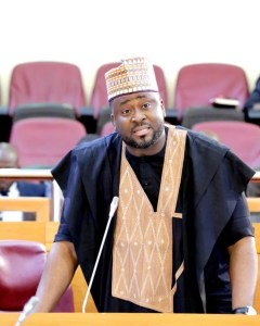 Desmond Elliot Lauds Tinubu, Says he is a Product of Godfatherism