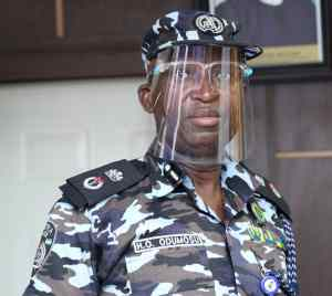 #LASG Launches Anti-Oneway Special Security Team