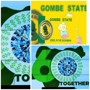 #Nigeria @ 60, Gombe @ 24: #Double Cheers in Gombe State - Ismaila Misilli