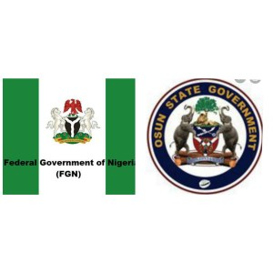 #FG lauds #Osun govt on quality service delivery, pledges continued support