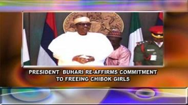 Chibok schoolgirls . PMB affirms to release more Chibok girls