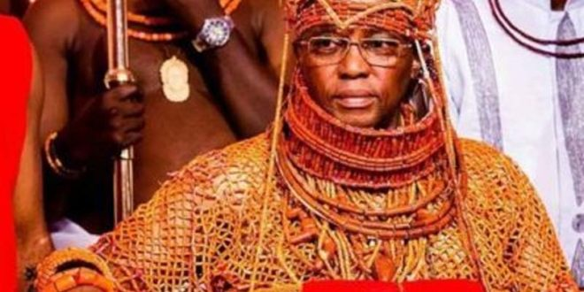 Oba Of Benin Visits Rivers