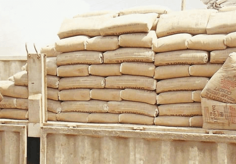Current price of cement in Nigeria Today