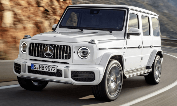 Mercedes G-Wagon Prices in Nigeria (September 2019)