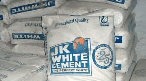 white cement price in nigeria