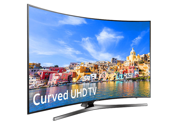 curved tv prices in nigeria