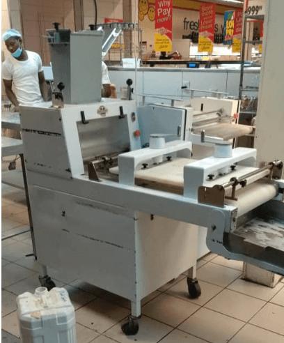 dough moulder