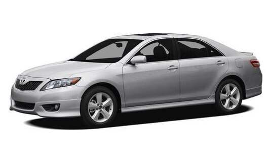 toyota camry 2010 price in nigeria