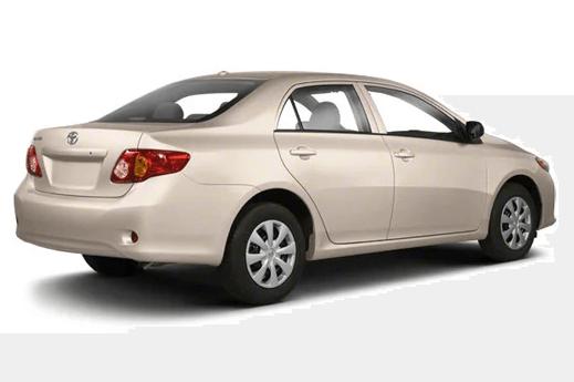 toyota corolla 2010 price in nigeria