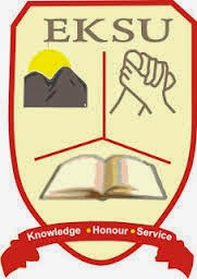 EKSU 2014/2015 Postgraduate Full-Time Application Form