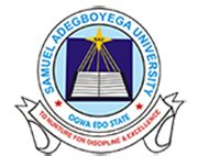 Samuel-Adegboyega-University