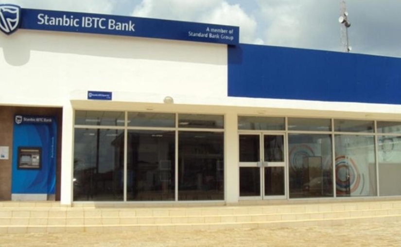stanbic IBTC bank stock